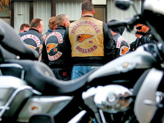Dutch ban Hells Angels biker gang over 'violence' | Europe – Gulf News