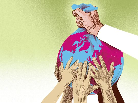 How to create a better world for everyone