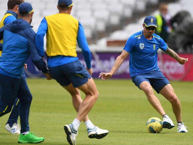 South Africa's Dale Steyn