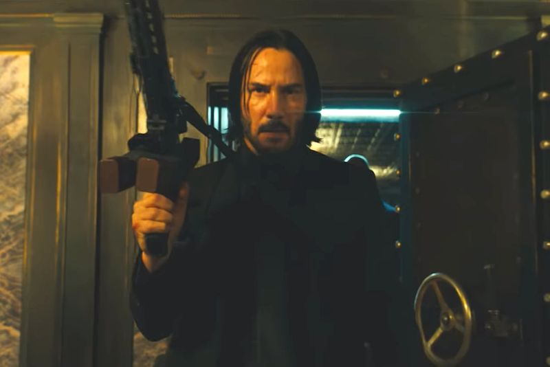 tab Keanu Reeves in John Wick Chapter 3 - Parabellum (2019)-1559126357941