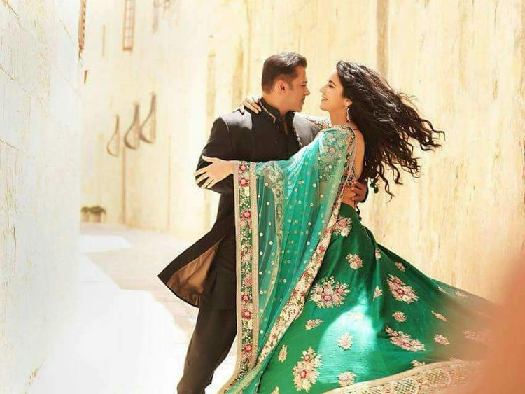 tab _Salman Khan and Katrina Kaif in Bharat (2019)-1559131569934