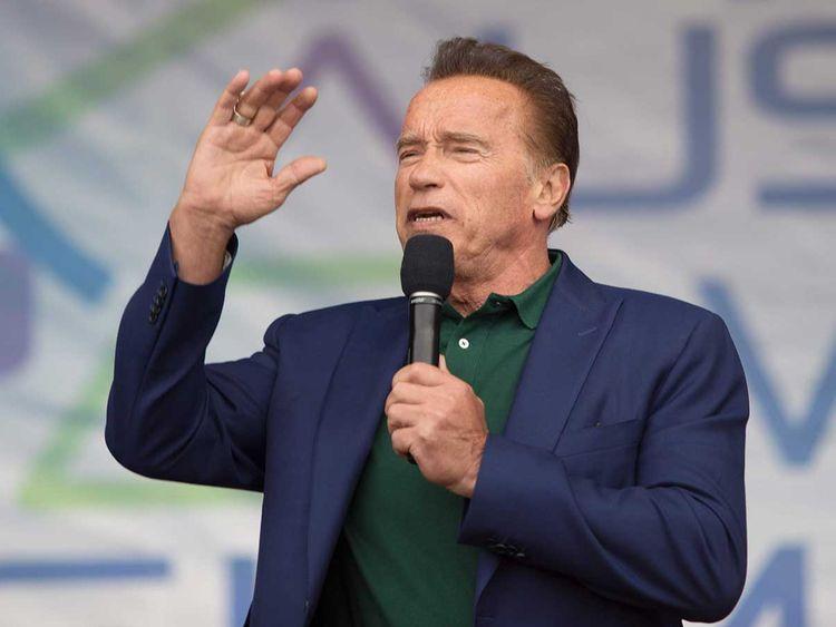 190530 Arnold Schwarzenegger