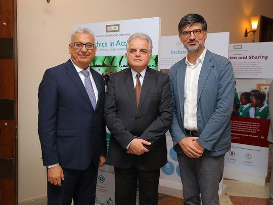 AKTC event in Abu Dhabi