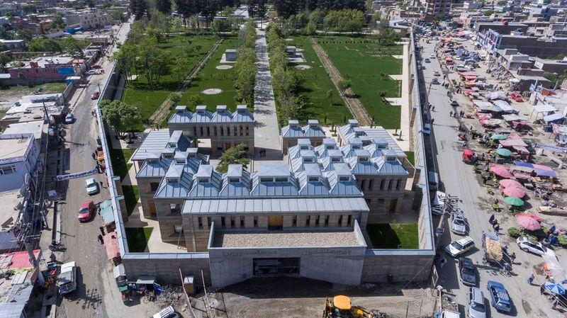 Chihilsitoon Garden in Kabul