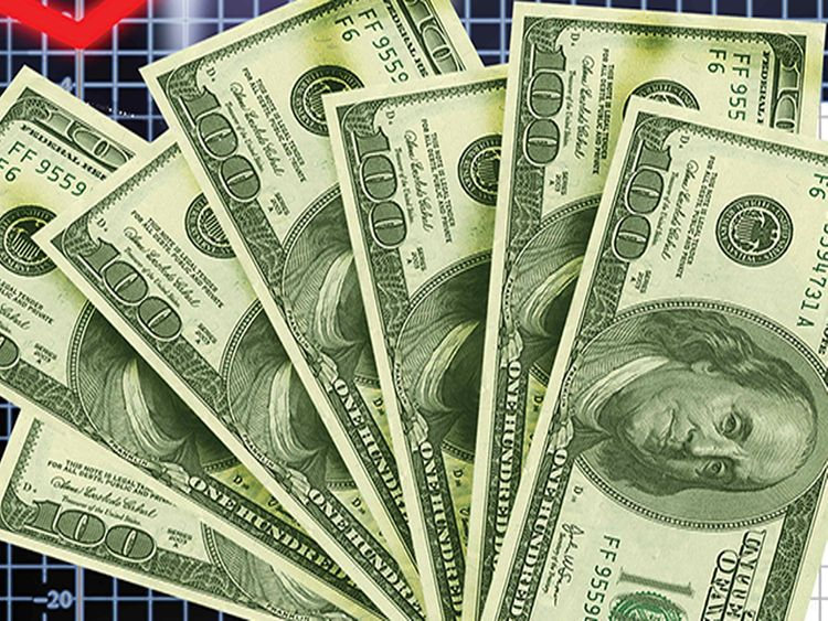 Dollar wins due to trade war