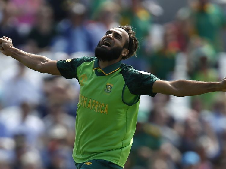 Imran Tahir World Cup 2019