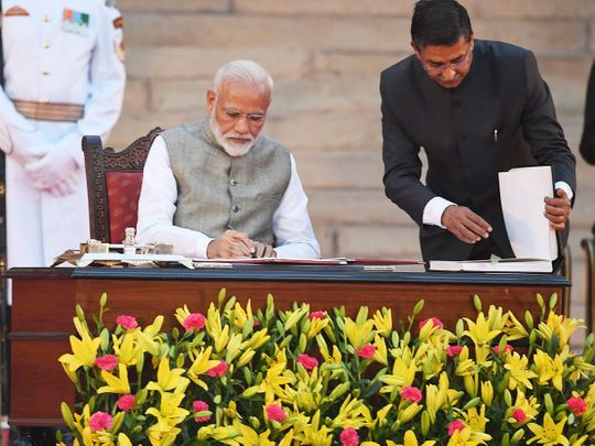 Cabinet Of Narendra Modi 2019 Full List Of Indian Ministers