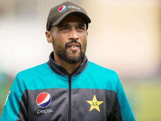 Pakistan's Mohammad Amir
