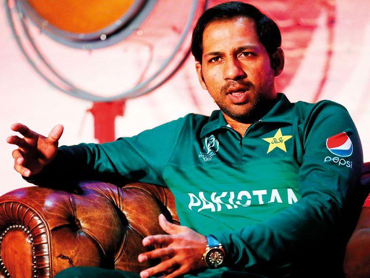 Pakistan skipper Sarfraz Ahmad