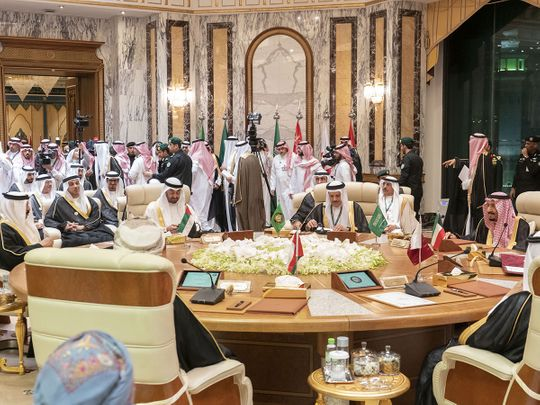 Makkah summits send a strong message to Iran