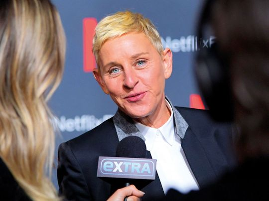 Coronavirus: Ellen DeGeneres removes YouTube clip comparing COVID-19 lockdown to jail