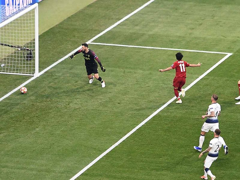 Salah scores 20190601