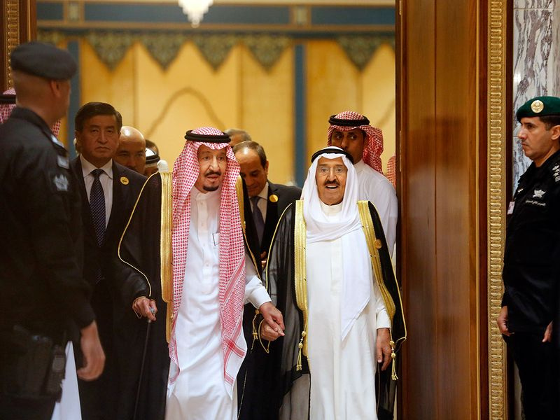 Saudi King Salman 190601