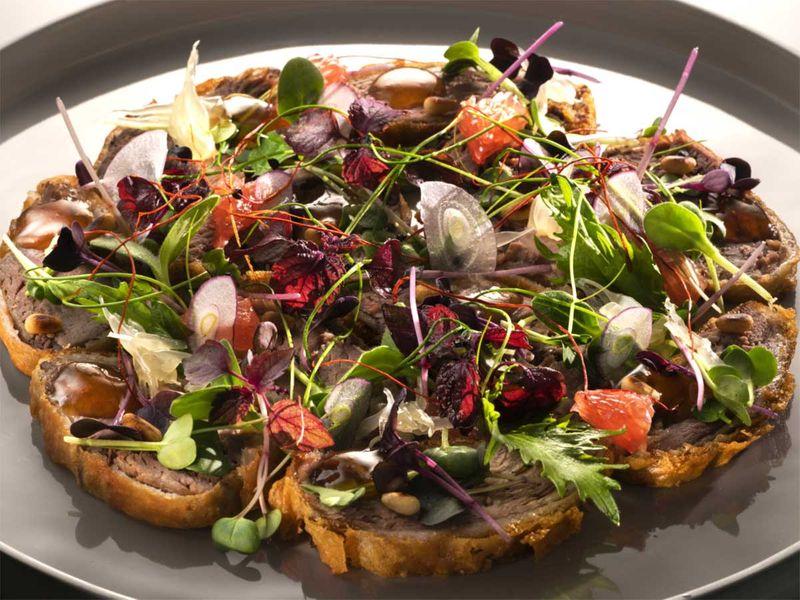 190602 duck salad
