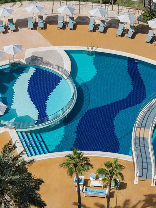 Le Royal Meridien Beach Resort & Spa, Dubaï