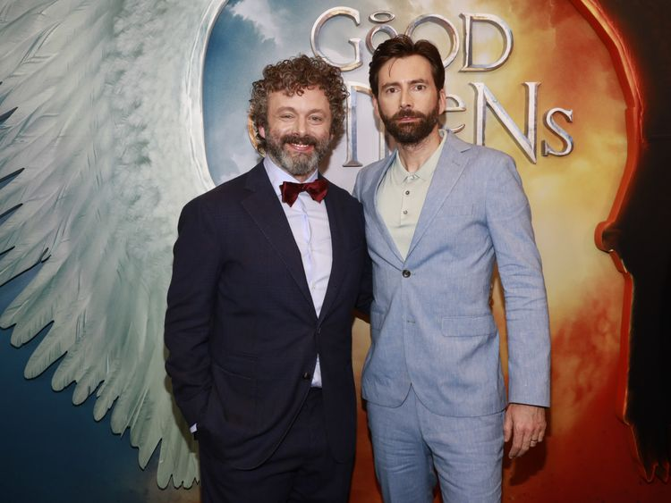 NY Premiere of Amazon Prime_Video's Good Omens-1559457270465