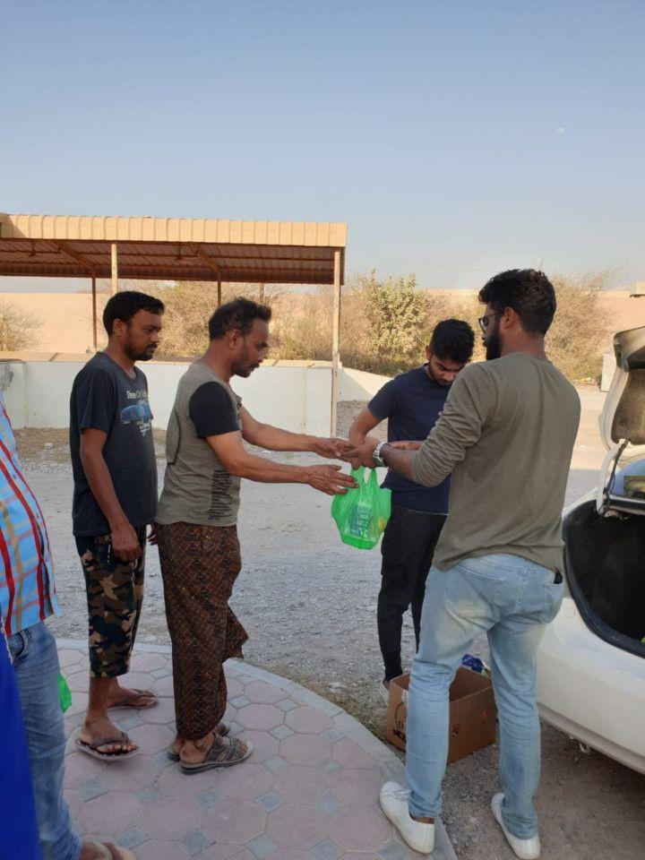 RDS_190603 CR - RAK student distributes iftar 1-1559474639872
