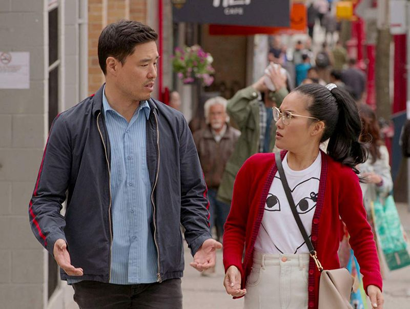 tab Randall Park and Ali Wong in Always Be My Maybe (2019)-1559479453810