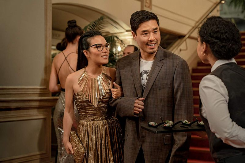 tab Randall Park and Ali Wong in Always Be My Maybe (2019-1559479451596