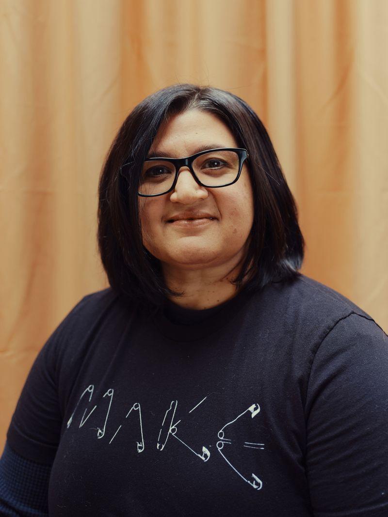 Director Nahnatchka Khan.