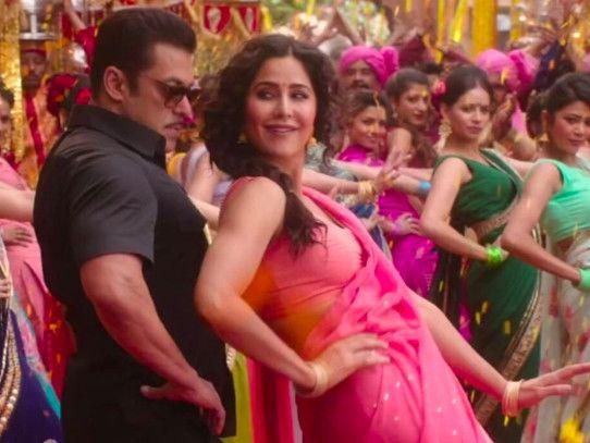 Salman Khan & Katrina Kaif - Bharat (1)-1559567133916