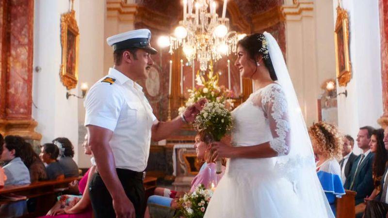 Salman Khan & Katrina Kaif (5) - Bharat-1559567031676