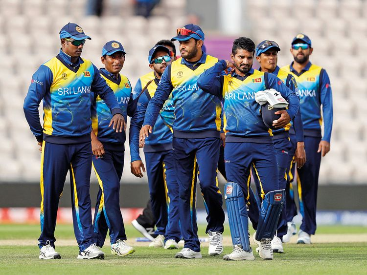 Sri Lanka Cricket file official complaint with the ICC regarding unfair treatment in the World Cup