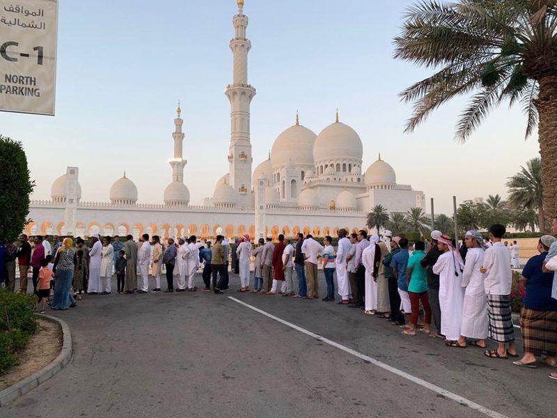 190604 Eid Abu Dhabi