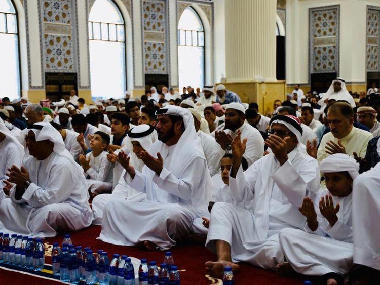 Eid Al Adha prayer timings across UAE | Uae – Gulf News