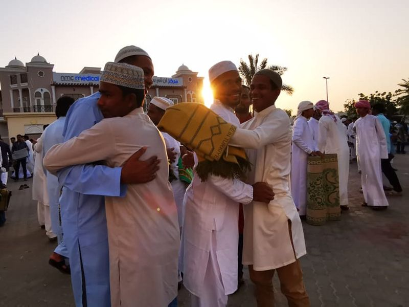 190604 Eid Sharjah