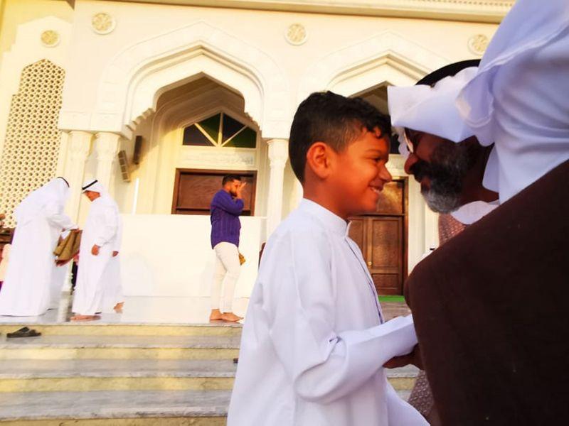 190604 Eid prayer