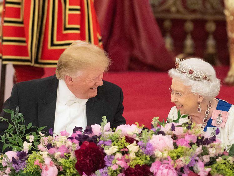 190604 Trump Queen