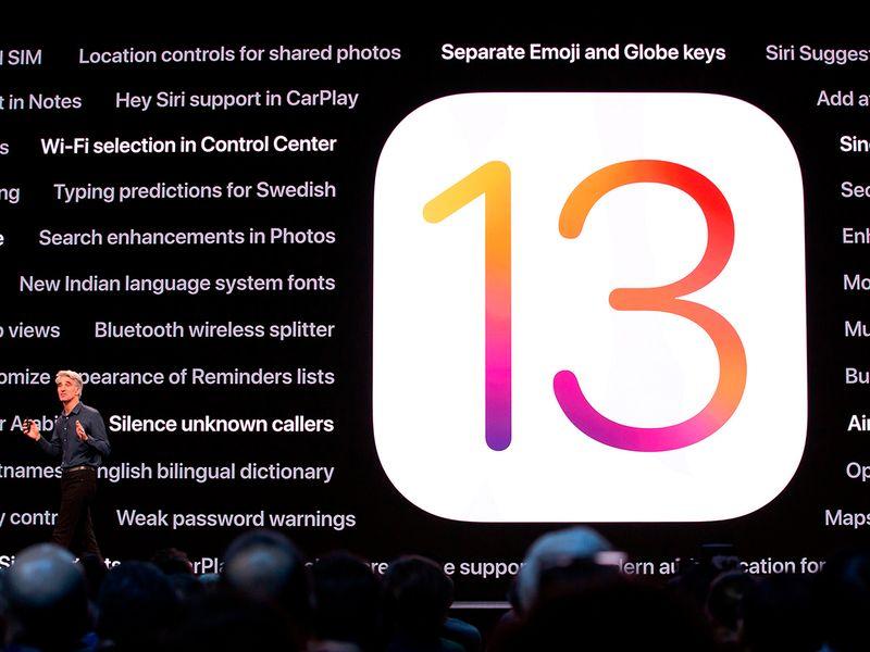 190604 iOS 13