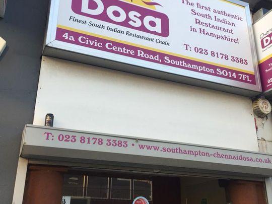 Chennai Dosa Restaurant