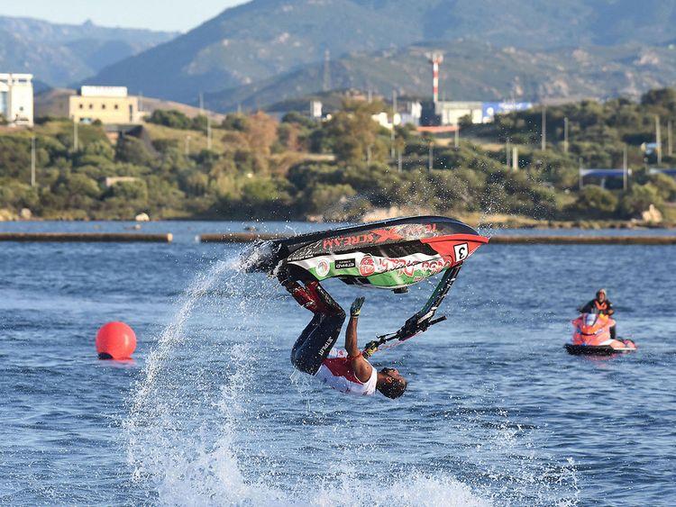 Rashid Al Mulla Jet Ski