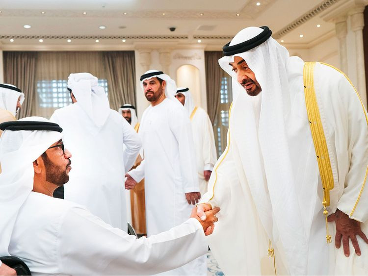Shaikh Mohammad Bin Zayed