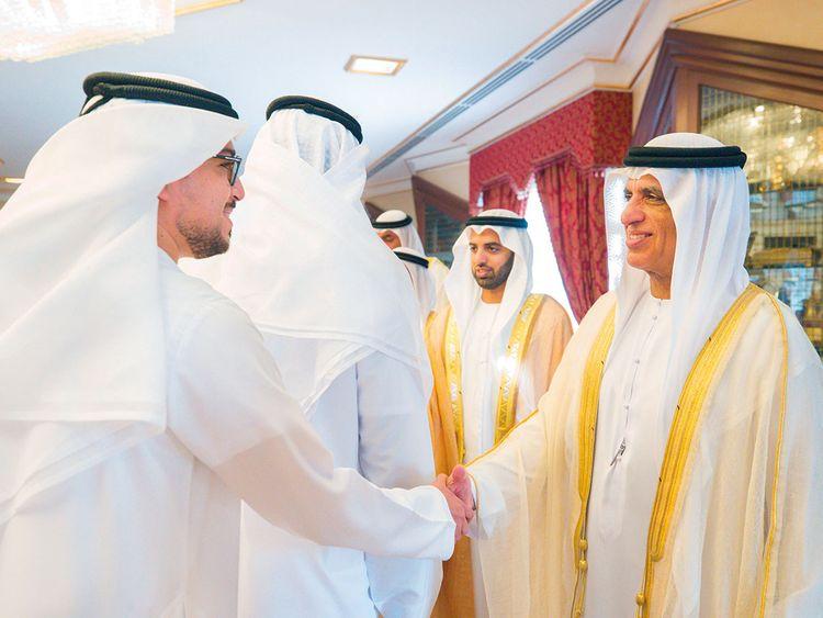 Shaikh Saud Bin Saqr Al Qasimi of Ras Al Khaimah