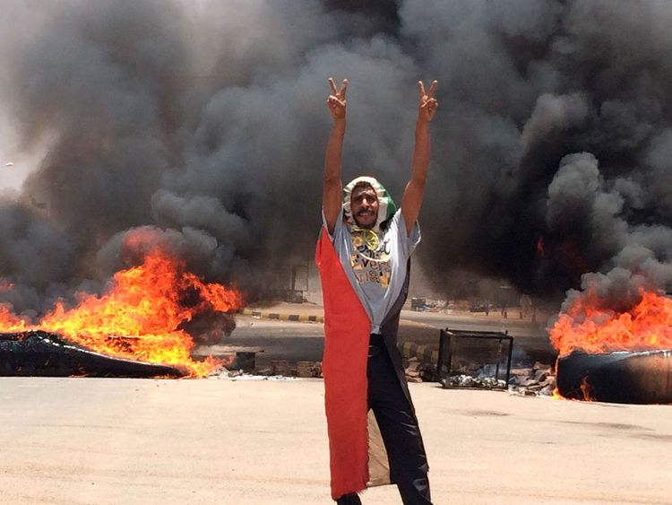 Sudan Protest June 3 2019