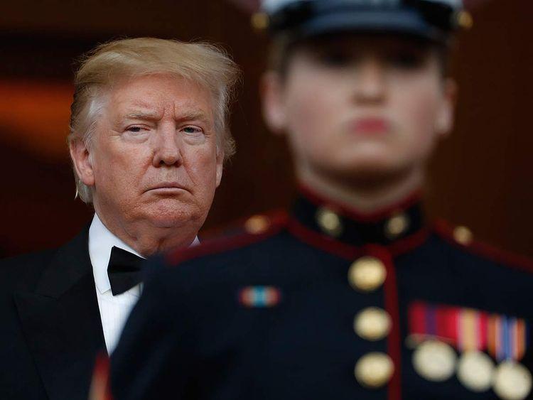 Donald Trump 20190605