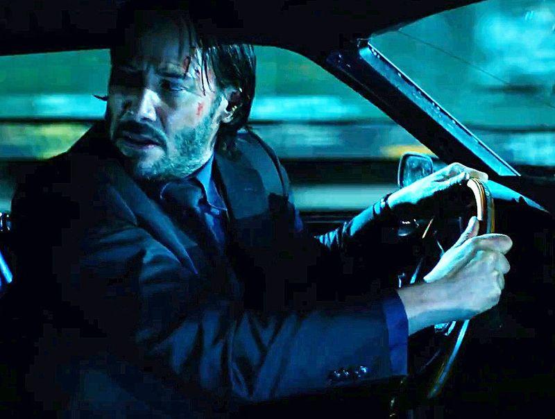 tab John Wick car sequence scene-1559729989540