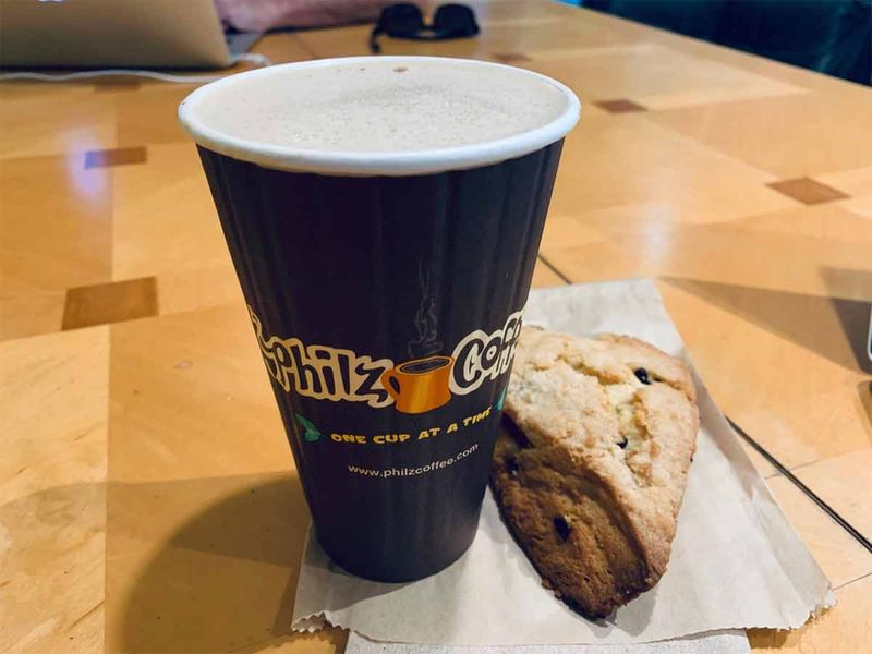 Coffee at Philz 20190606