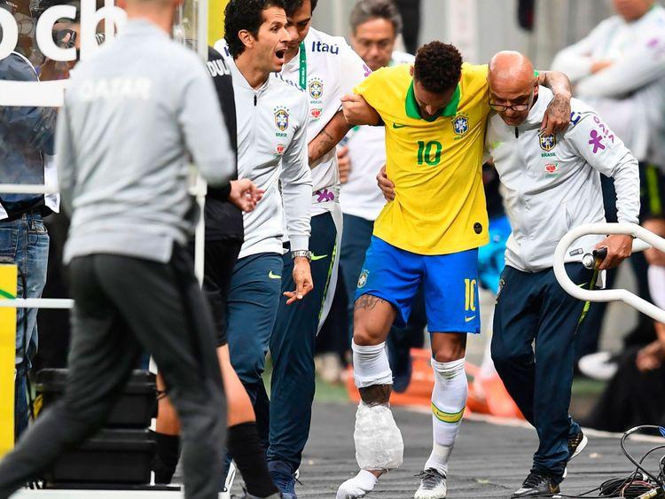 Football-Neymar