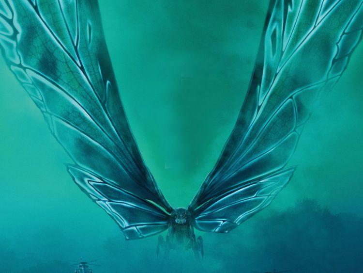 Godzilla 2019 film Mothra-1559806854838