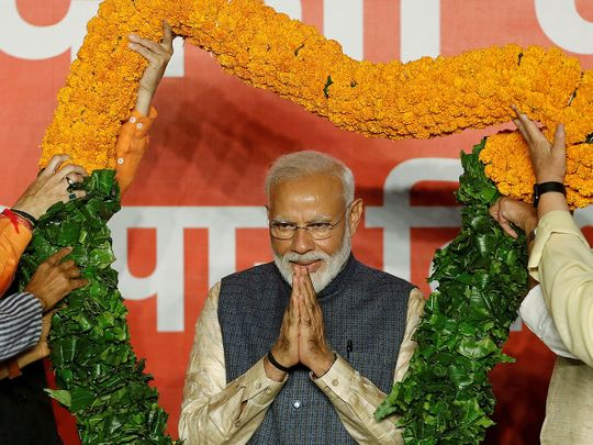 2019-05-24T100136Z_1404791390_RC1C3A46CD60_RTRMADP_3_INDIA-ELECTION-BUSINESS-(Read-Only)