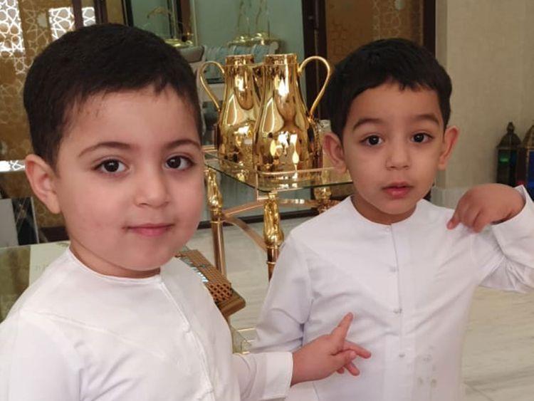 Emirati twins drown