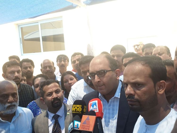 Consul General of India in Dubai Vipul