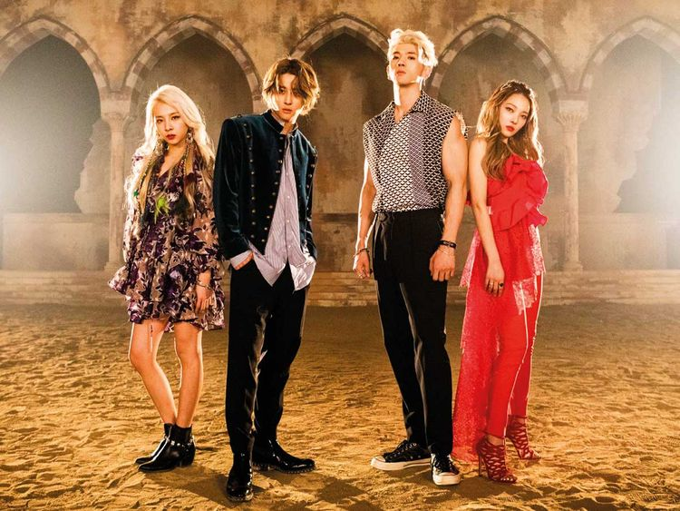 K-Pop Corner: Co-ed group Kard set to make India debut