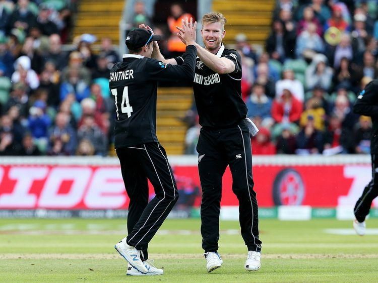 Image result for james neesham world cup 2019