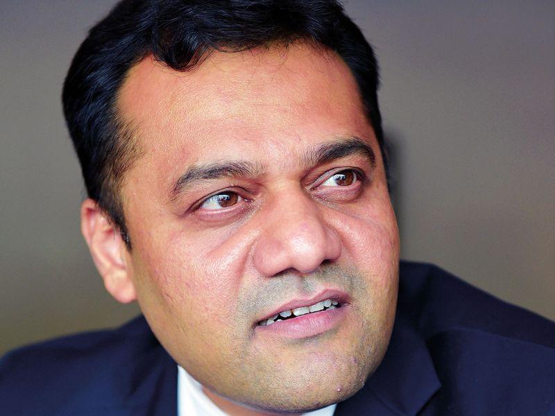 Nisarg Trivedi, director at Schroders