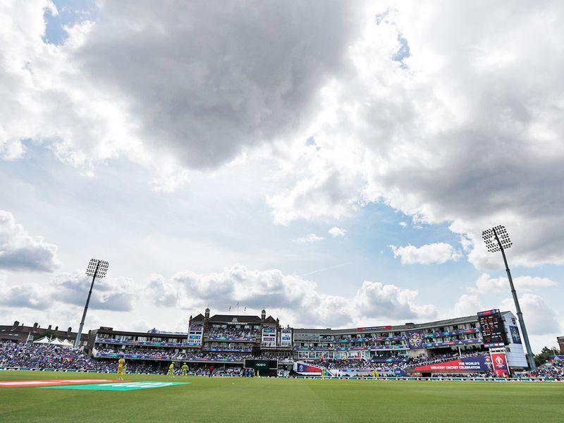 Oval Cricket stadium